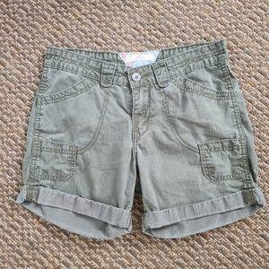 Levi's Cargo Shorts Size